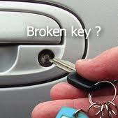 Broken Ignition Key