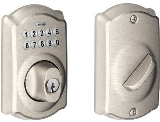 High Security Deadbolt