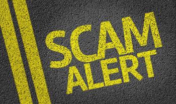 Locksmith scam alert