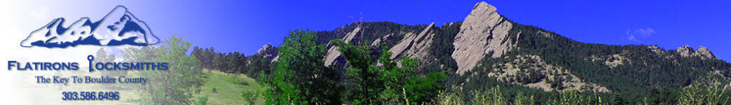FlatironsLocksmiths - The Key To Boulder County, Colorado